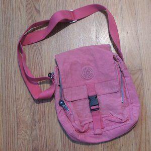 Kipling Pink Crossbody Lancelot Purse Bag